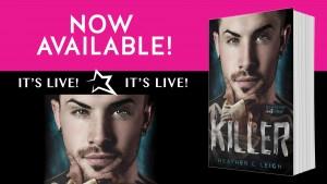 Killer it's live