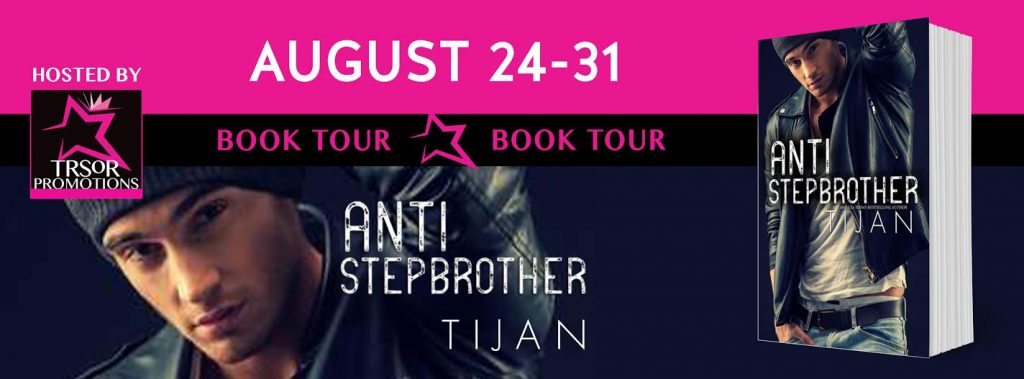 anti stepbrother book tour